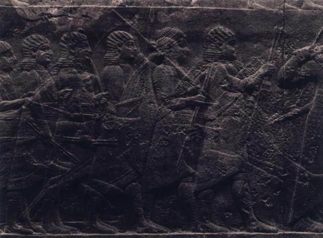 La cacera assíria # 05