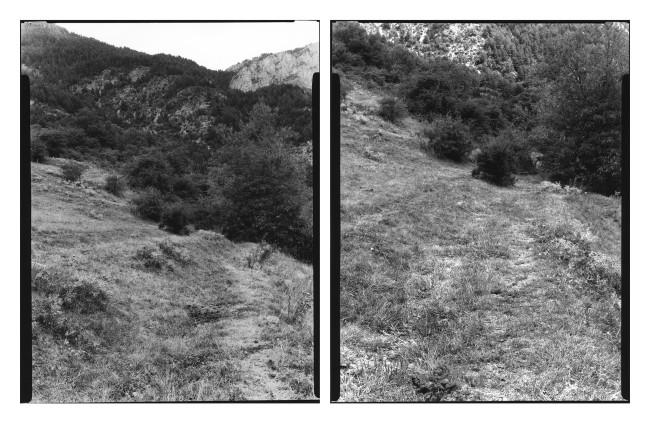 Camí d'Escàs a Cal Bescaran